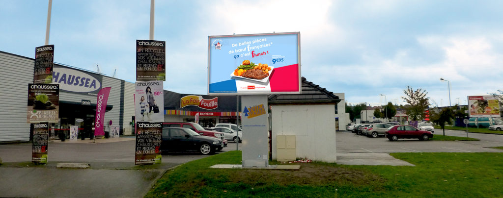 écran-publicitaire